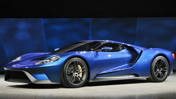 1. Ford GT