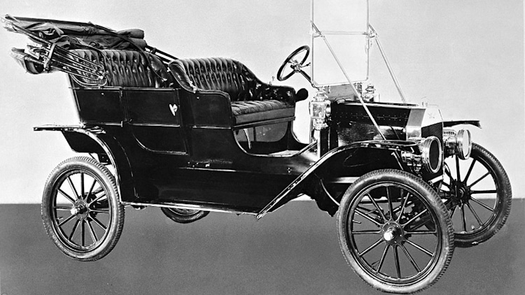 4. Henry Ford Designed The Model T