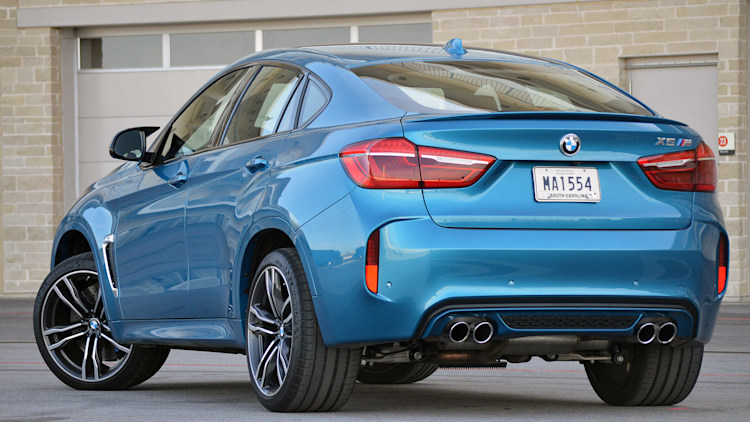Bmw X6 M Said To Lap The Ring In 8 20 Autoblog