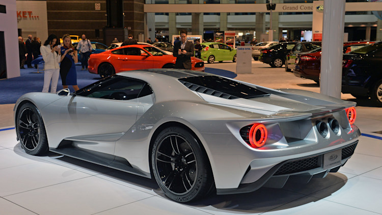 New Ford GT to carry $400k-price tag - Autoblog