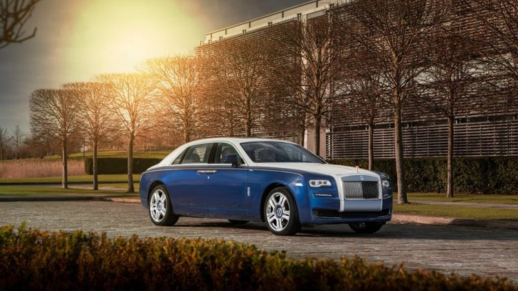 Rolls Royce Debuts Super Limited Ghost Mysore Edition