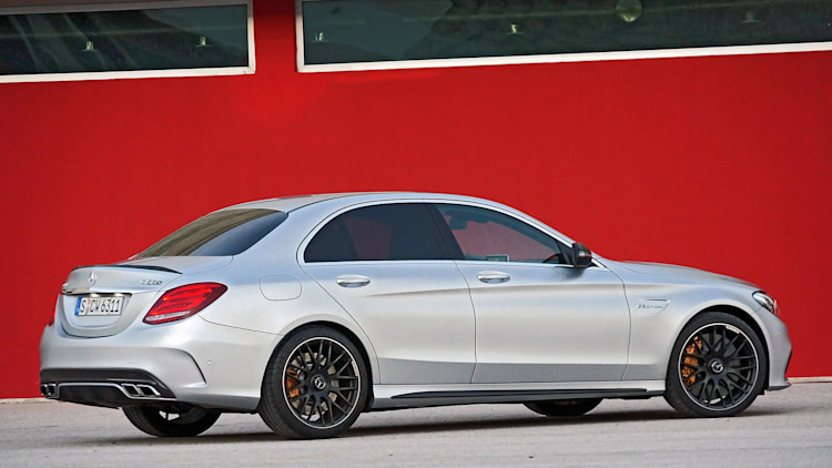 2015 mercedes amg c63 s first drive w video autoblog. Black Bedroom Furniture Sets. Home Design Ideas