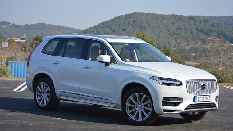Volvo Certified Pre Owned >> 2016 Volvo XC90 T8 [w/videos] - Autoblog