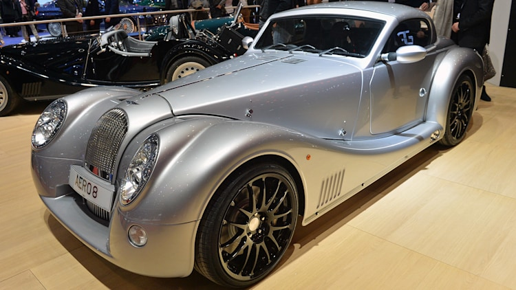 2015 morgan aero 8 shows a host of upgrades to the swiss. Black Bedroom Furniture Sets. Home Design Ideas
