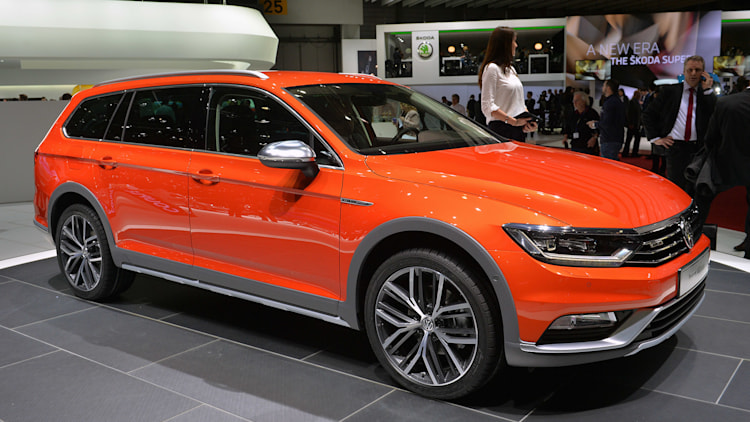 2015 volkswagen passat alltrack ready for any road except in the us autoblog. Black Bedroom Furniture Sets. Home Design Ideas