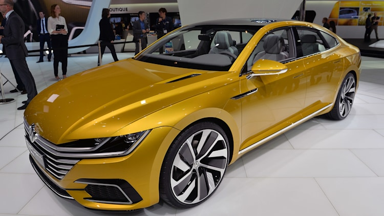 the vw sport coupe gte concept promises exciting things for brand 39 s future w video autoblog. Black Bedroom Furniture Sets. Home Design Ideas