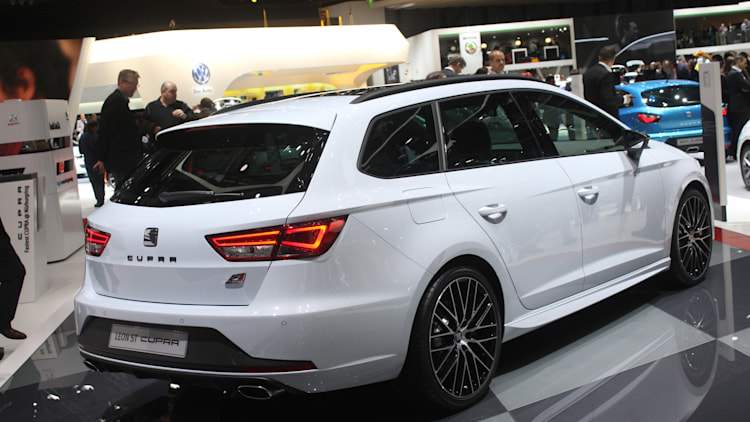 Seat Leon ST Cupra is a saucy Spaniard with room to spare ...