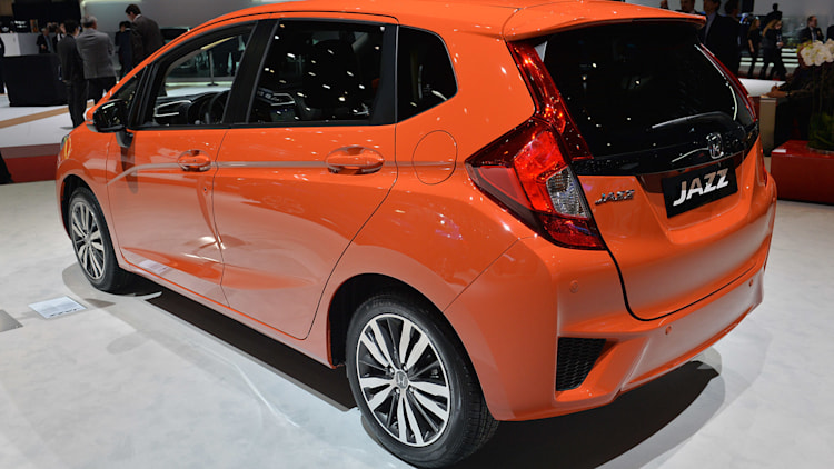 2016 Honda Jazz: Geneva 2015 Photo Gallery - Autoblog