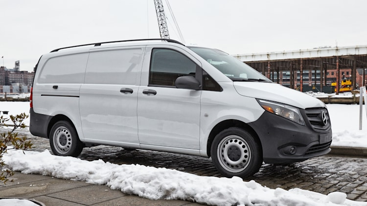 2016 mercedes benz metris hits us in october priced from for Mercedes benz vans usa