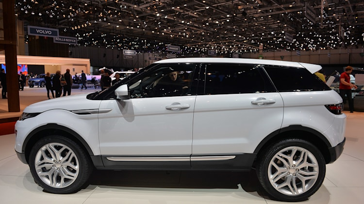 2016 land rover range rover evoque is so fresh so clean. Black Bedroom Furniture Sets. Home Design Ideas