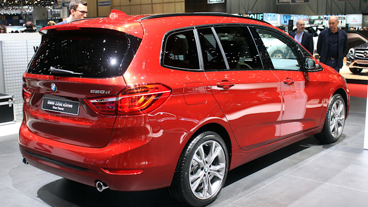 bmw 2 series gran tourer is a minivan by any other name autoblog. Black Bedroom Furniture Sets. Home Design Ideas