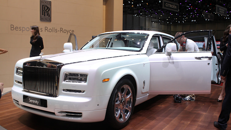 rollsroyce serenity takes luxury to a new level in geneva