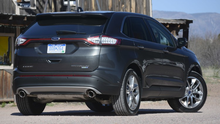 Ford S Four New Suvs Will Include Mini Utility Electric