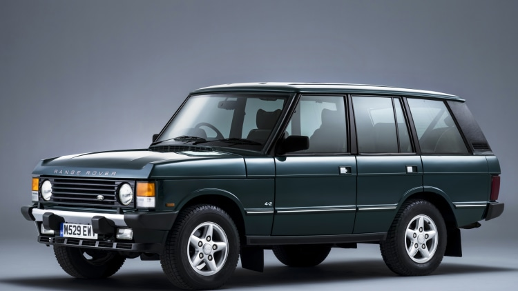 Range Rover Autobiography - 1st Generation