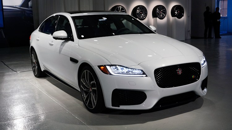2016 jaguar xf to hit 60 mph in 5 seconds lead with