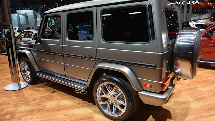 2016 mercedes amg g65 coming to us this fall priced from for Mercedes benz g600