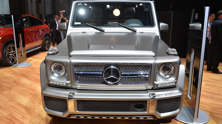 G wagon 2016 amg in us 2017 2018 best cars reviews for Mercedes benz g wagon 2016