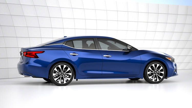 nissan recalls 2016 maxima and murano for brake issue. Black Bedroom Furniture Sets. Home Design Ideas
