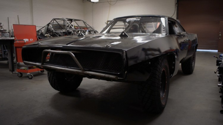 dodge charger fast and furious 7