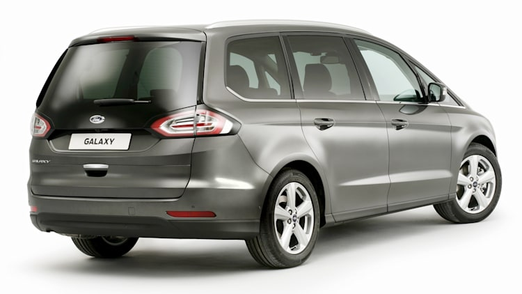 Ford Certified Pre Owned >> Ford reveals new Galaxy van for Europe [w/video] - Autoblog