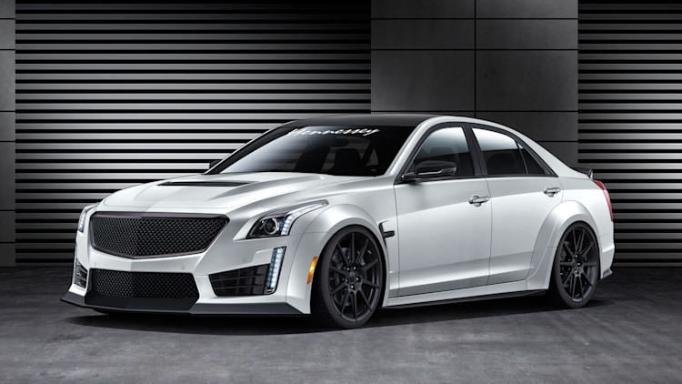 hennessey hpe1000 cadillac cts-v front