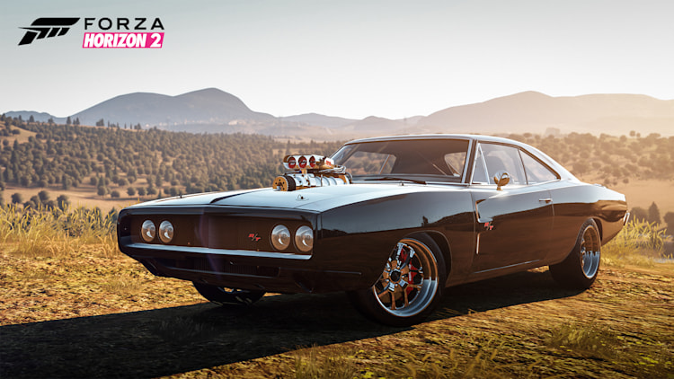 we drive the cars of furious 7 in forza horizon 2 w video autoblog. Black Bedroom Furniture Sets. Home Design Ideas