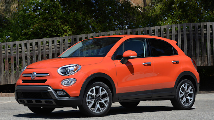 2016 fiat 500x first drive w videos autoblog. Black Bedroom Furniture Sets. Home Design Ideas