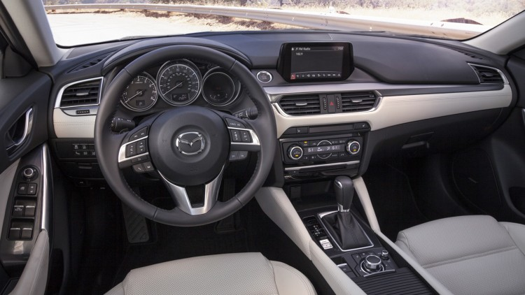 mazda6 mazda 2016 cabin interior wards