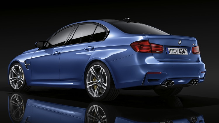 Rumor: 2016 BMW M4 GTS to sport 3 colors and roll cage
