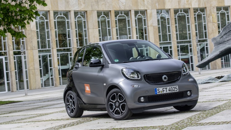 smart forgigs fortwo city coupe with jbl