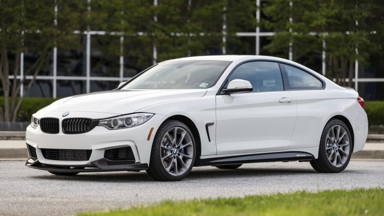 2016 BMW 435i ZHP Edition Coupe
