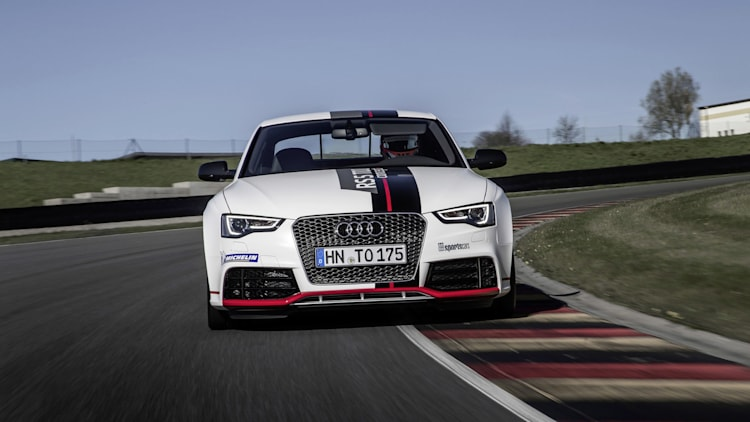 Audi RS5 TDI Competition Concept Sachsenring