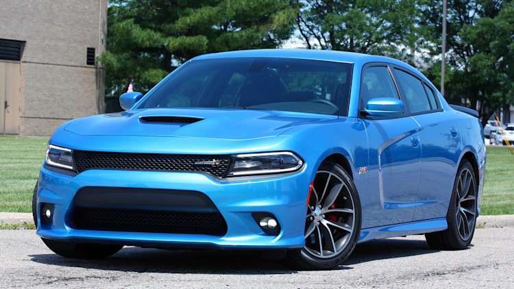2015 Dodge Charger R/T Scat Pack Quick Spin - Autoblog