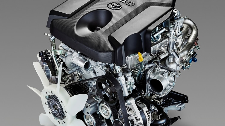 Toyota S New Turbodiesel Engines Are Stronger Lighter