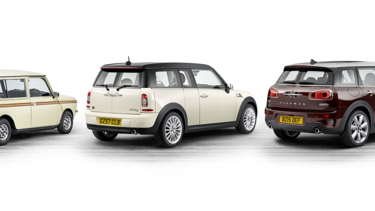 2016 Mini Clubman opens its many doors to the world - Autoblog