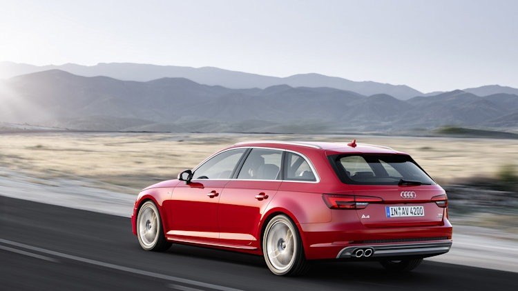 2016 Audi A4 Avant Photo Gallery - Autoblog