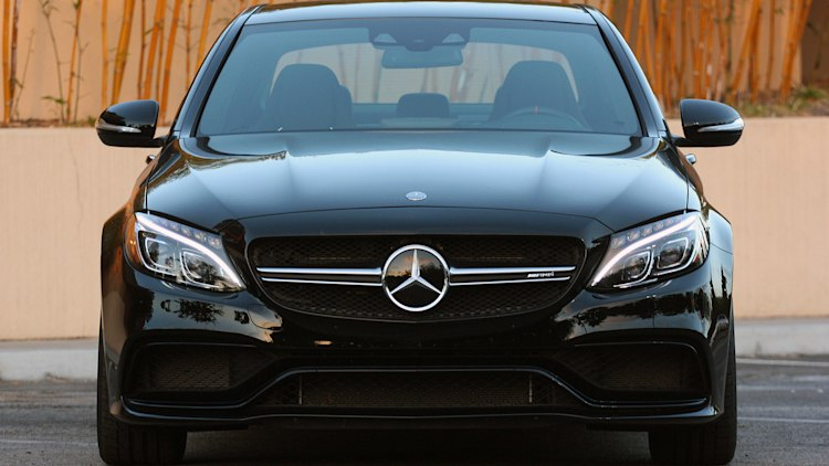 2015 mercedes amg c63 s review autoblog. Black Bedroom Furniture Sets. Home Design Ideas