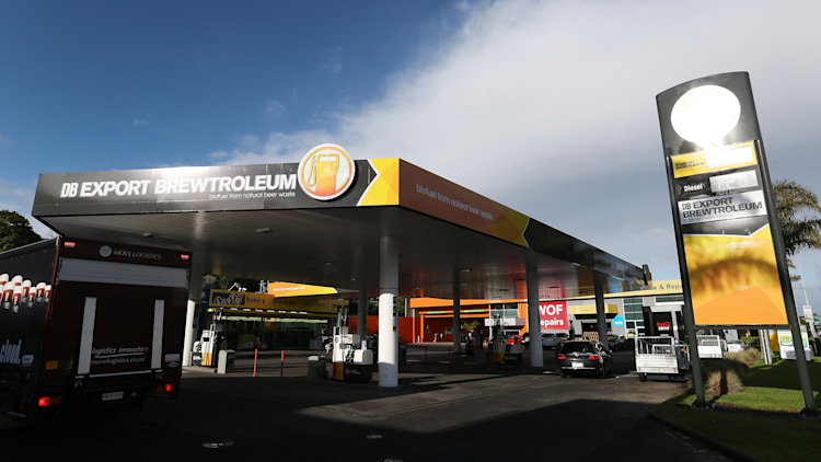 New Zealand Drivers Fill Up With Biofuel Made From Beer