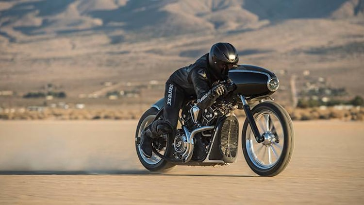 indian motorcycle scout black bullet