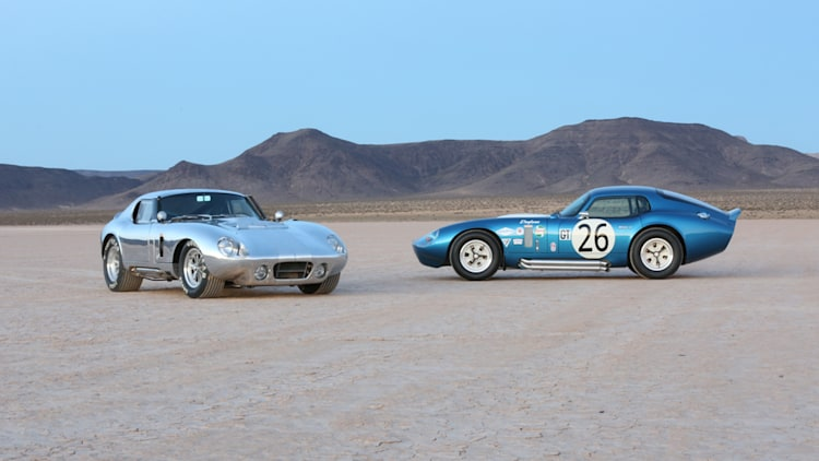 Shelby will build 50 new Daytona Coupes for 50th anniversary