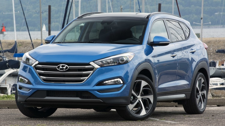 2016 hyundai tucson first drive w video autoblog. Black Bedroom Furniture Sets. Home Design Ideas