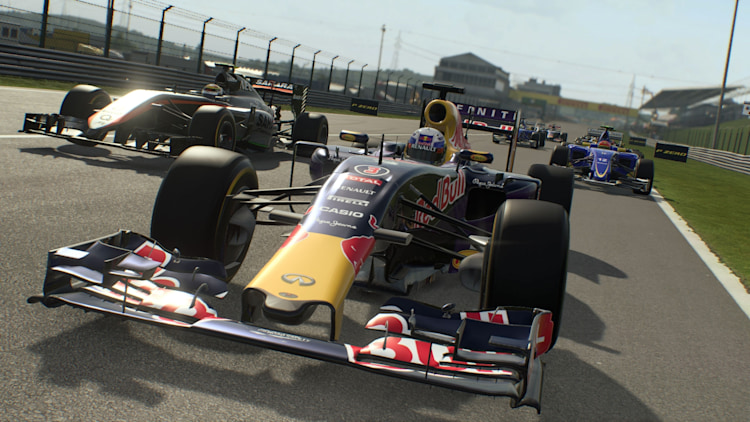f1 red bull racing 2015 game formula one