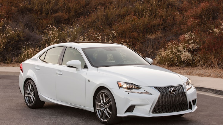 2016 lexus is gets revised engine lineup autoblog