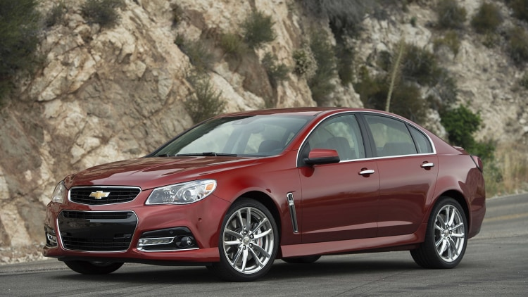 2015 chevrolet ss review w video autoblog. Black Bedroom Furniture Sets. Home Design Ideas