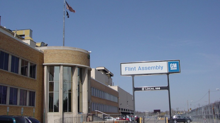 GM Flint Truck Assembly Plant