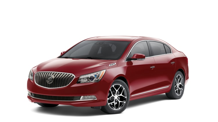 Buick Adds Sport Touring Trim To Sedan Lineup Autoblog