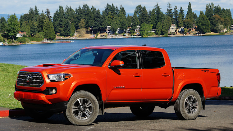 2016 Toyota Tacoma TRD Sport 4x4: First Drive Photo Gallery - Autoblog