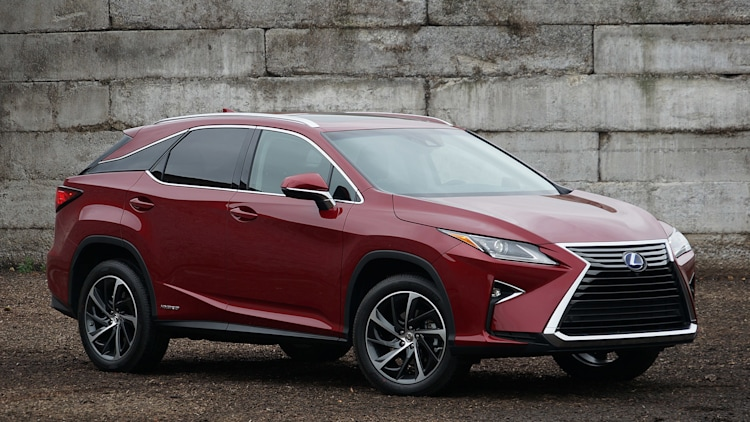 2016 lexus rx hybrid first drive photo gallery autoblog. Black Bedroom Furniture Sets. Home Design Ideas