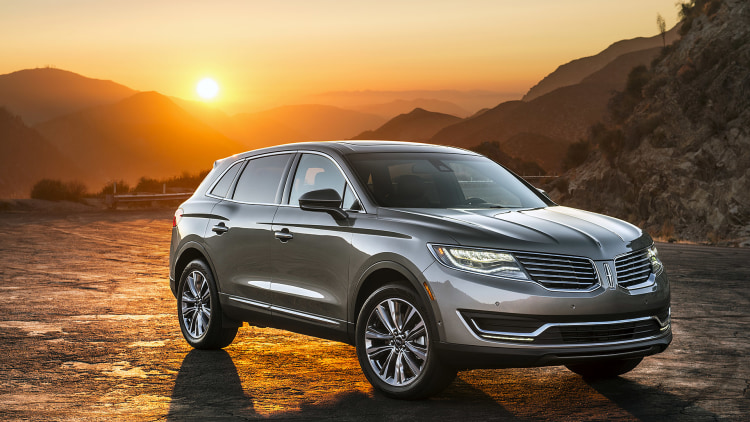 2016 lincoln mkx first drive. Black Bedroom Furniture Sets. Home Design Ideas