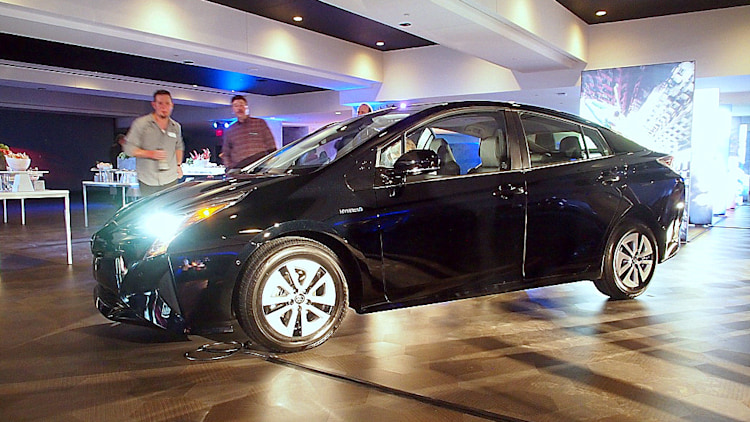 The 2016 Toyota Prius is here [w/video] - Autoblog
